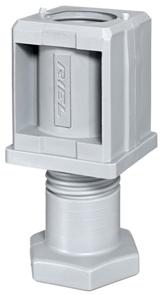 Verstellfuss Modell 0213